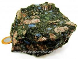 Riolita Rocha Vulcanica Pedra de Garimpo Bruto Mineral de Coleção cod 793.7
