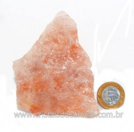 Hematoide Vermelho Natural Quartzo Cristalizado Cod  121526