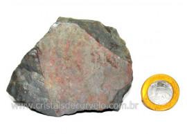 Hematita Bruta Pedra Natural Ideal Colecionador Cod HB8159