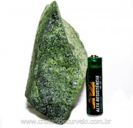 Crisotila Asbestiformes Bruto Natural de Garimpo Cod 103159
