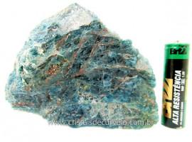 Apatita Azul Em Bruto Pedra Media  Para Esoterico ou Colecionador Cod 303.1