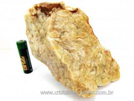 Calcedonia Geodo Pedra Natural Bruto de Garimpo Para Colecionador Cod 621.0