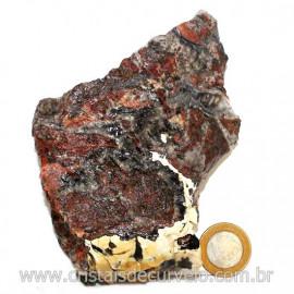 Quartzo Jiboia Bruto Calcedonia Mosaico Bruto Natural Cod 126419