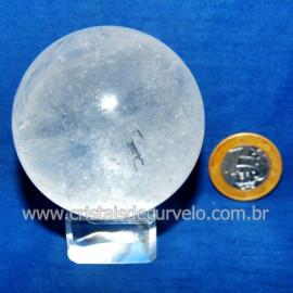 Bola Cristal Comum Qualidade Pedra Uso Esoterico Cod 117832