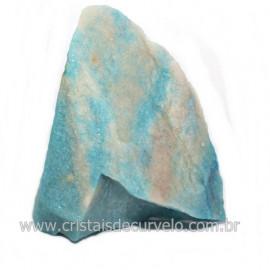 Quartzo Azul Paraíba pedra Rara Para Coleção Cod 118639
