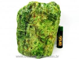 Diopsidio Verde Pedra Bruto Pra Colecionador Mineral Legitimo de Garimpo Cod 579.7