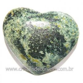 Coraçao Quartzo Brasil Ideal P Presente e Enfeite Cod 119739