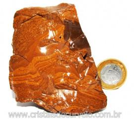 Opala Madeira Pedra Bruto Natural P/ Colecionador Cod 114007