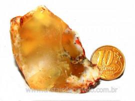 Opala Pedra Bruto Orgânico Fossilizado P/ Coleção Cod 104334