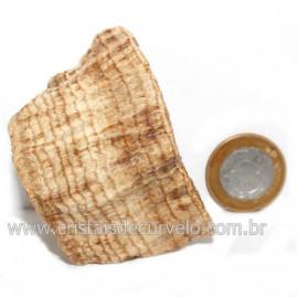 Aragonita do Peru Pedra Bruto Mineral de Garimpo Cod 122987