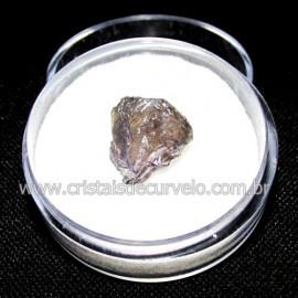 Safira D'Água Pedra Genuina P/ Coleçao no Estojo Cod 114729