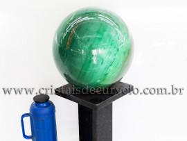 Bola Gigante 43kg Pedra Quartzo Verde Aventurina Cod 109070