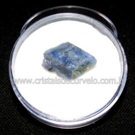 Safira Corindon Natural no Estojo Para Colecionar Cod 114366