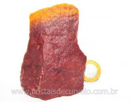 Cristal Vermelho ou Quartzo Vermelho Pedra natural Cod QV6056
