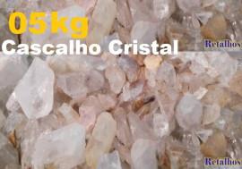 03 kg RETALHOS de Cristal pra Fazer Orgonite REFF RC3519