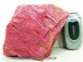 Jaspe Rosa Peruano Natural Do Peru Pedra Para Coleção e Esoterismo Cod 1.277