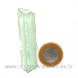 Obsidiana Verde Pedra Vulcanica Ideal P/ Coleçao Cod 126407