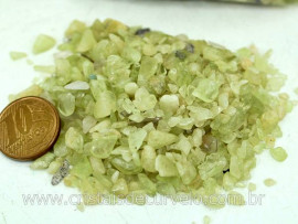 Brasilianita Pedra Rolado Miudo Pacotinho 20 Gr Mineral Natural