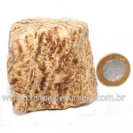 Aragonita do Peru Pedra Bruto Mineral de Garimpo Cod 122982