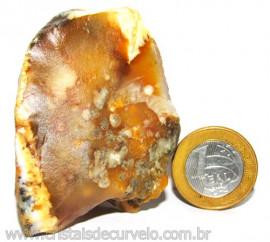 Agata Natural Ideal P/ Esoterismo ou Colecionador Cod 110937