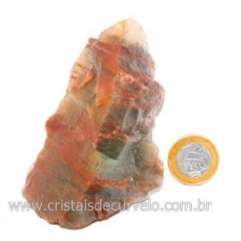 Aragonita Verde Pedra Bruto Natural Rocha de Garimpo Cod 123312