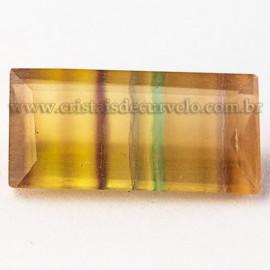 Fluorita Gema Pedra Natural Montagem Joias Finas cod 112663