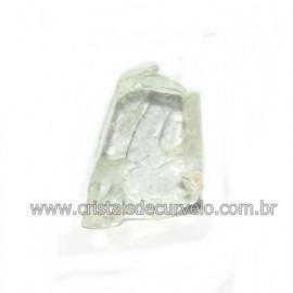 Hidenita ou Kunzita Verde Pedra Natural Cod 118057