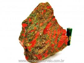Unakita Pedra Natural De Garimpo Em Bruto Para Colecionador e Esoterismo Cod 1.097
