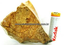 Jaspe Paisagem Pedra do Canada Mineral Bruto e Natural Cod 193.6