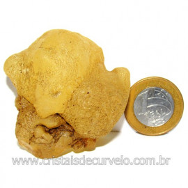 Ambar Brasileiro ou Copal Fossilizado Organico Cod 114464