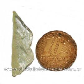 Hidenita ou Kunzita Verde Pedra Natural Cod 126785