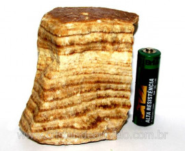 Aragonita do Peru Pedra Bruto Mineral de Garimpo Cod AP9044