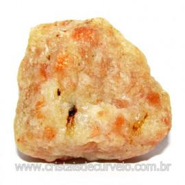 Pedra Do Sol / Goldstone Bruta Natural de Garimpo Cod 117130