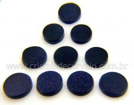 10 Disco Pedra Estrela Ranhurado Pra Montagem REFF DR6756