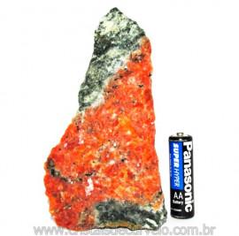 Calcita Laranja Mineral Bruto Natural Esoterismo Cod 111081