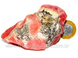 Rodocrosita Argentina Extra Pedra Natural Garimpo Cod RA9949