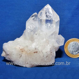 Drusa Cristal Extra Pedra Ideal Para Esoterismo Cod 121762