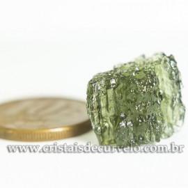 Moldavita Pedra Formada por Impacto de Meteoro Cod 125167