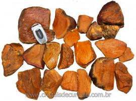 20 kg JASPE AMARELO  Pedra Bruto Pra Lapidar Atacado