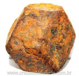 Granada Andradita Comum Mineral Para Colecionador Cod 110212