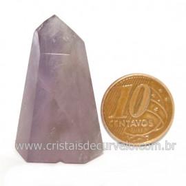 Ponta Pedra Fumetista Natural garimpo Lapidado Cod 128716