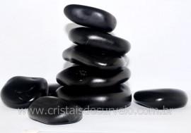 01 kg Massageador De Seixo Basalto Para Terapia Pedra Quente Frias ATACADO