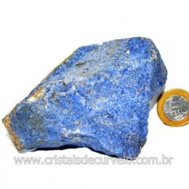 Dumortierita Azul Para Colecionador e Esoterismo Cod 117294