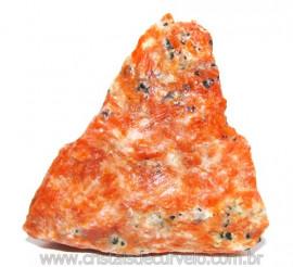 Calcita Laranja Mineral Bruto Natural Esoterismo Cod 111088