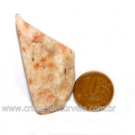 Pedra Do Sol / Goldstone Bruta Natural de Garimpo Cod 125909