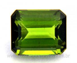 Gema Turmalina Verde Pedra Natural Montagem Joias Cod TV7355