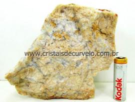 Calcedonia Geodo Pedra Natural Bruto de Garimpo Para Colecionador Cod 771.3