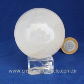 Bola Cristal Comum Qualidade Pedra Uso Esoterico Cod 121652