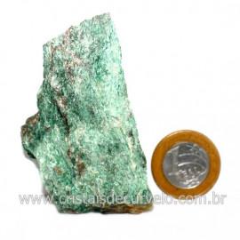 Fuxita Mica Verde Para Colecionador Pedra Natural Cod 126820