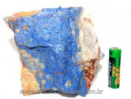 Dumortierita Azul Mineral Para Colecionador e Esoterico Pedra Natural Cod DB8662